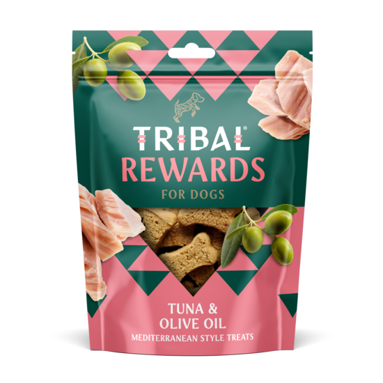 Tribal Cookies Tonijn & Olijfolie